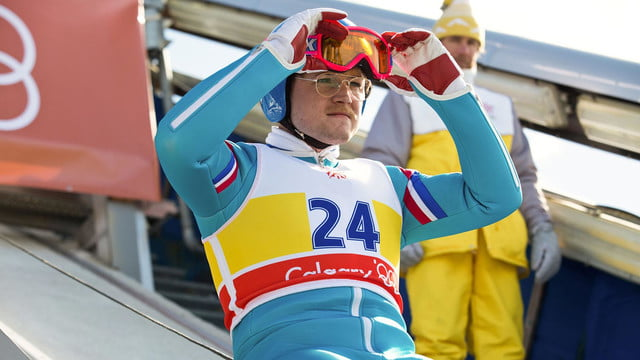eddie the eagle review 008