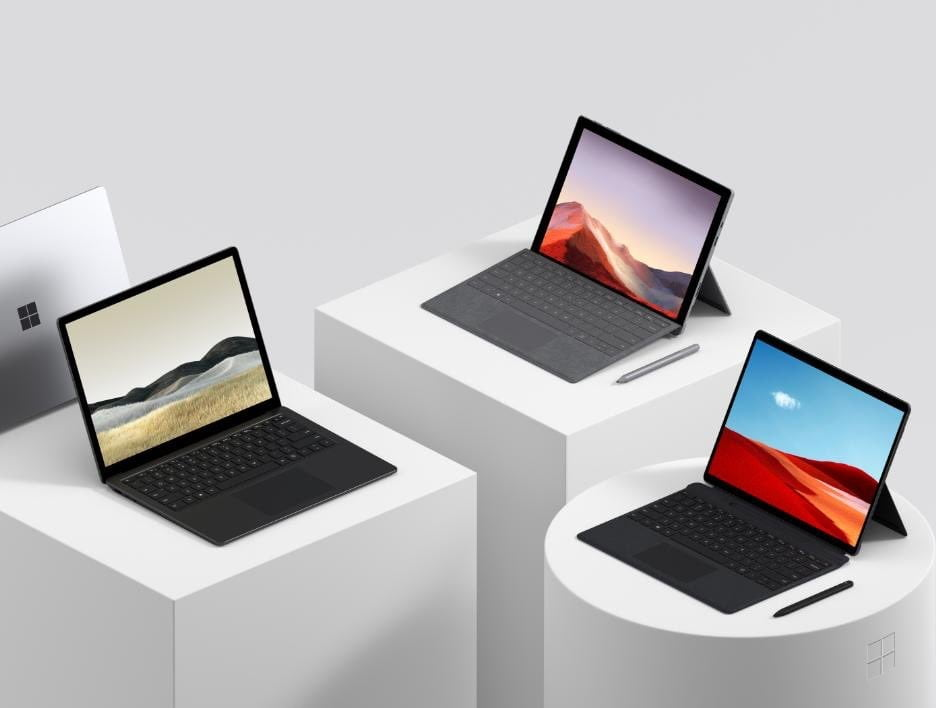 Here's everything Microsoft announced at its October Surface event so far
