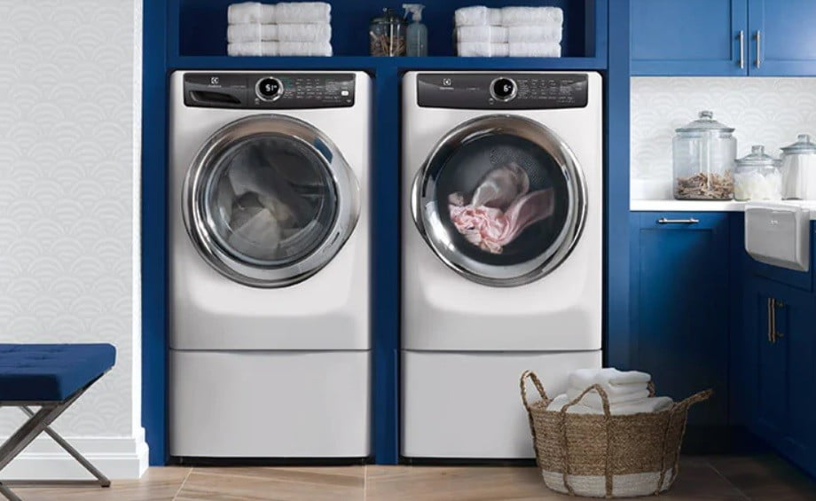 Best Front Load Washer 2020.The Best Washing Machines For 2019 Digital Trends