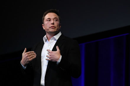 Elon Musk wants to add video conferencing to Tesla cars
