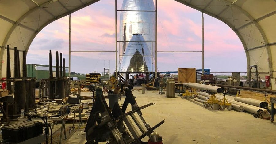 SpaceX's Factory Can Build A Starship Rocket Every 72 Hours | Digital Trends