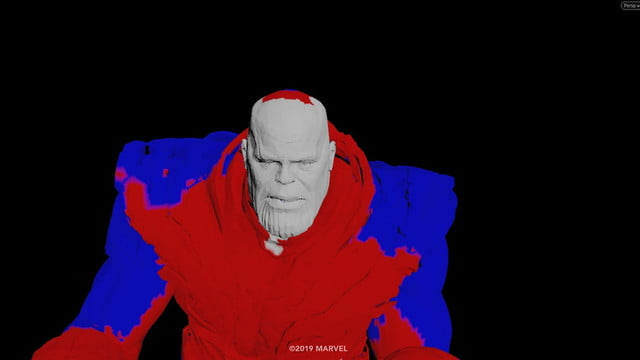 avengers endgame visual effects engame thanos 2