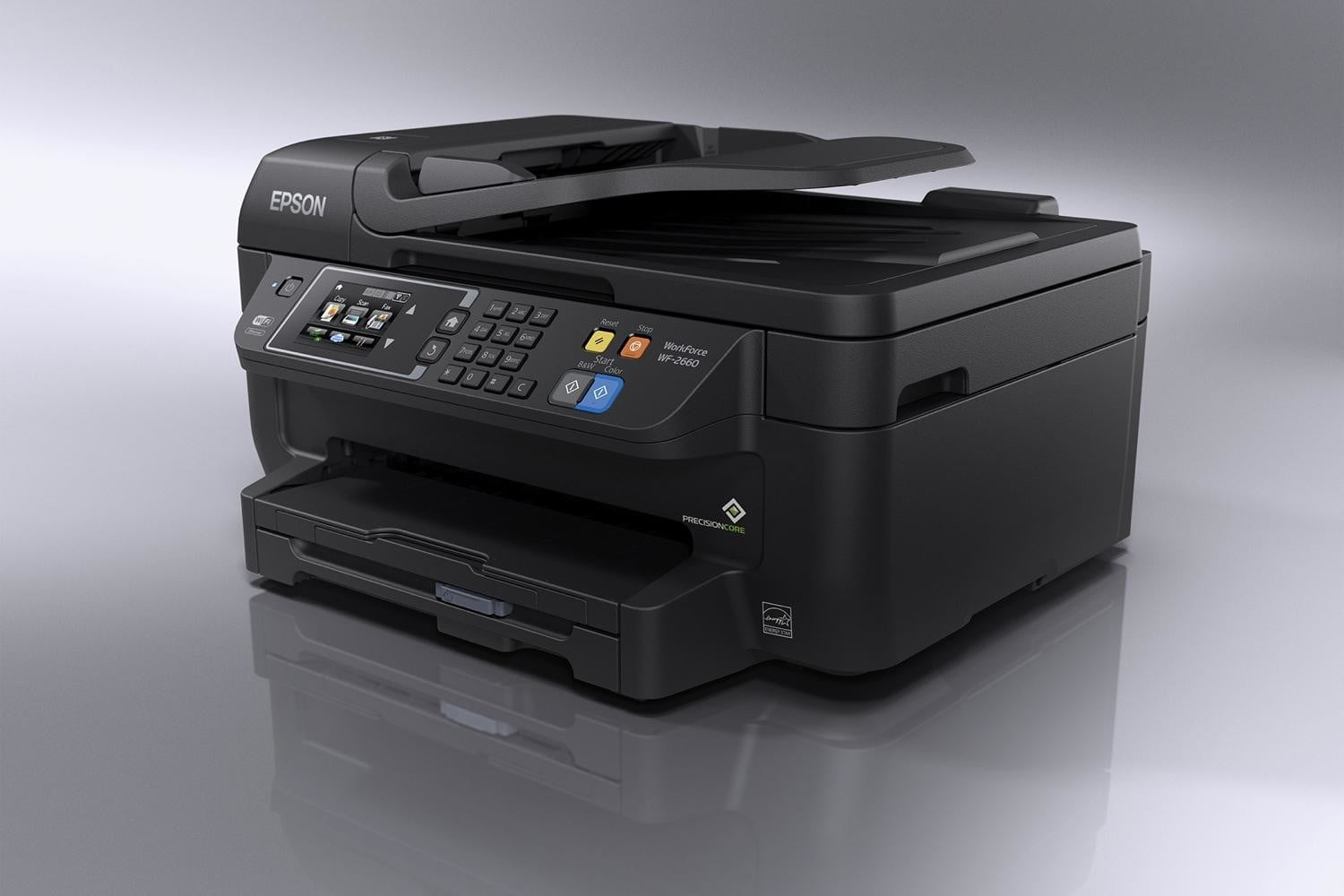 Epson Unveils New Printers with PrecisionCore Inkjet Tech