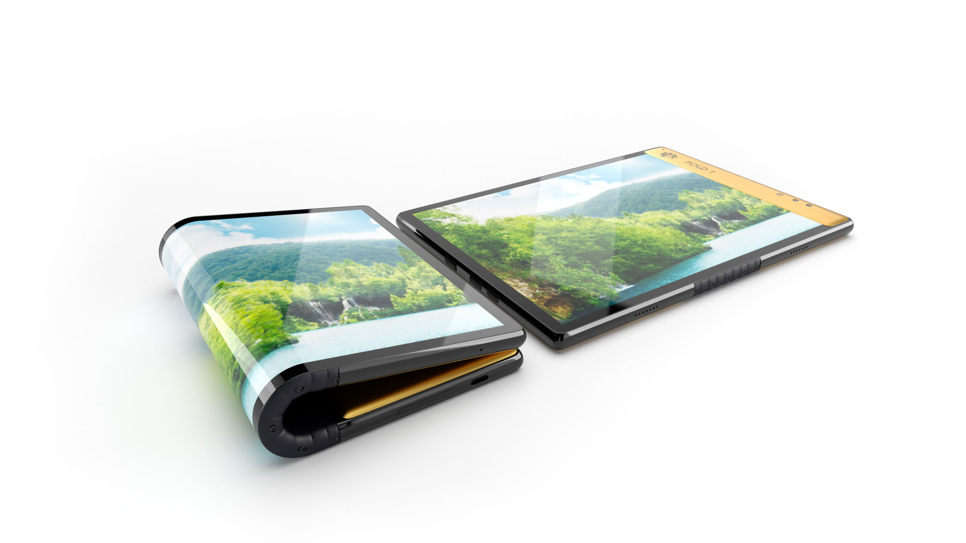 Foldable Phones: How Samsung, LG, Huawei, and More Will Reshape the Smartphone - Крышка