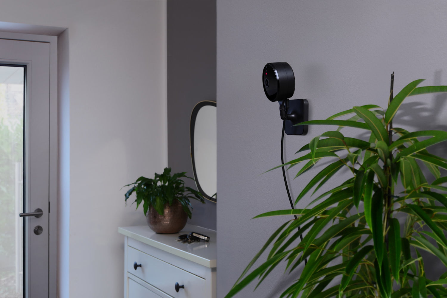 Eve Cam is a HomeKit indoor security camera that saves your recordings in iCloud