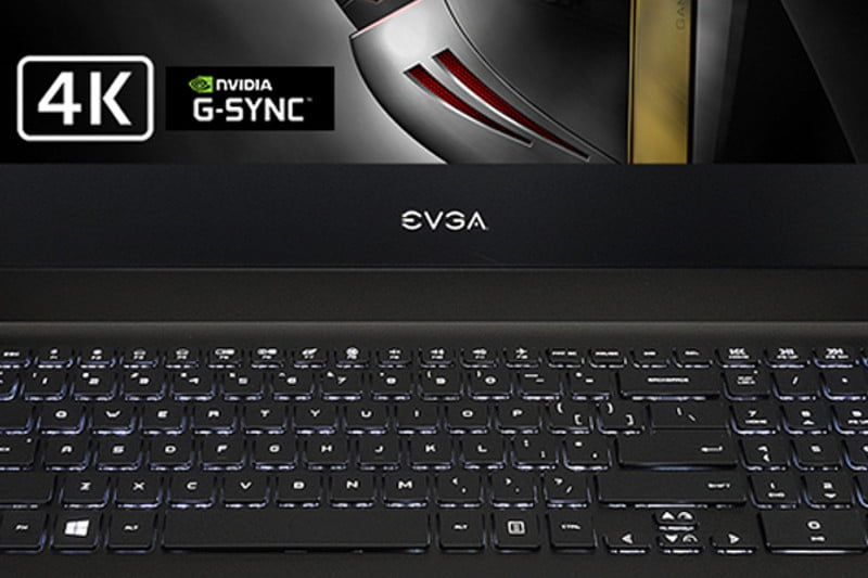EVGA Crammed G-Sync Tech Into Its SC17 Gaming Laptop, But