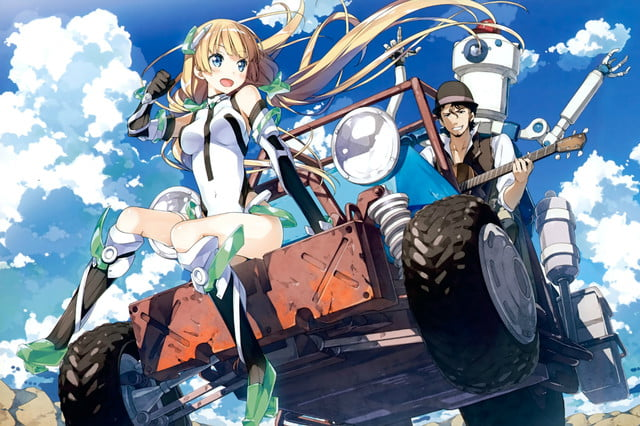 best anime on netflix expelled from paradise g