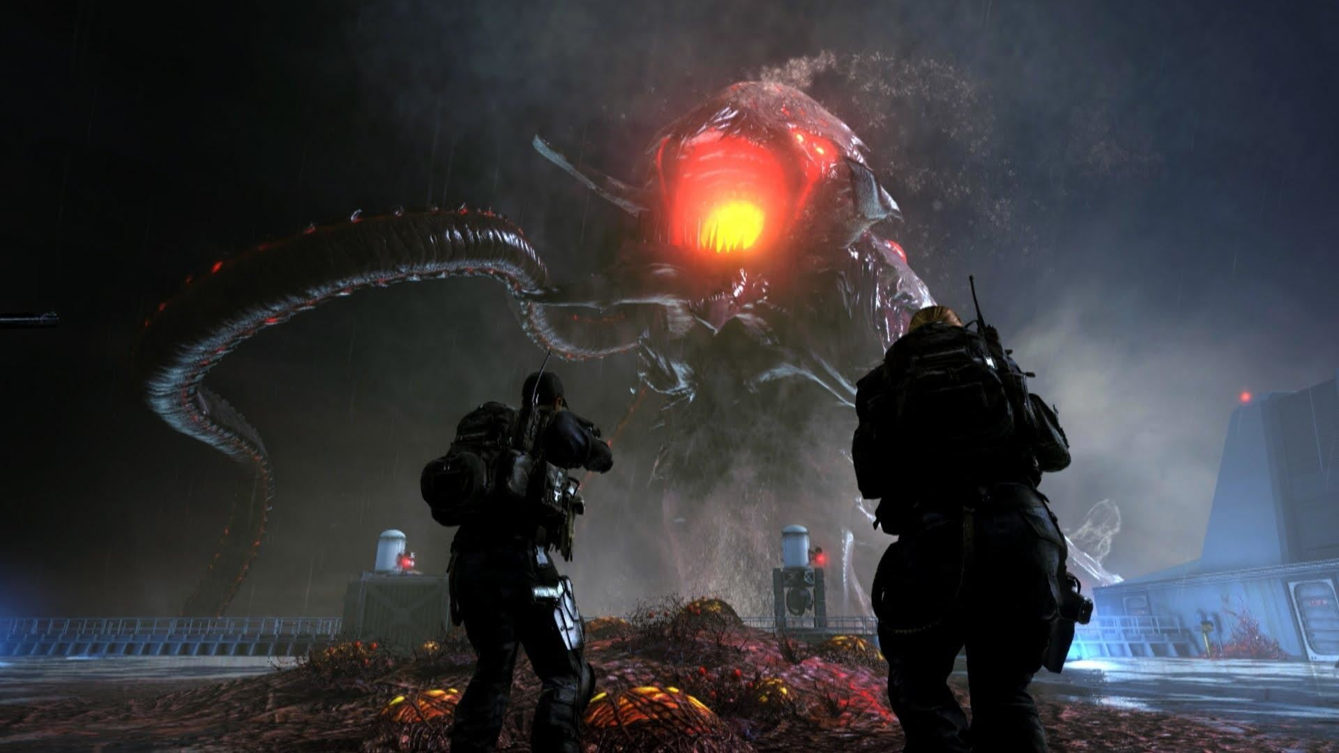 Tips And Tricks To Surviving Call Of Duty Ghosts Extinction Mayday Digital Trends