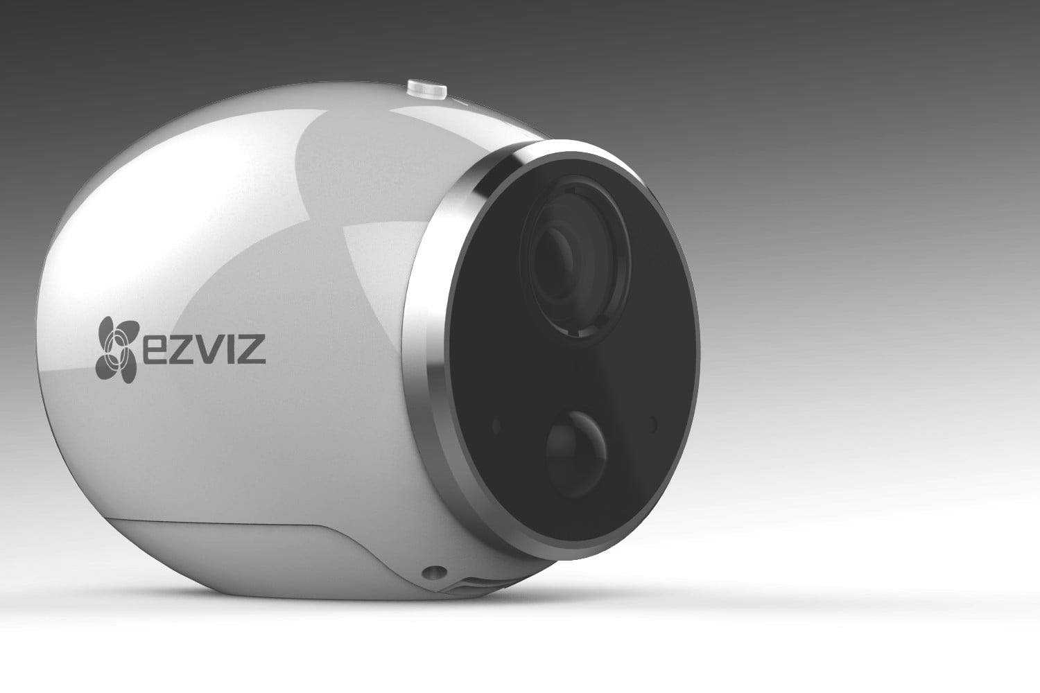 Ezviz Mini Trooper wirelessly watches over your home, up to 9 months on 1 charge