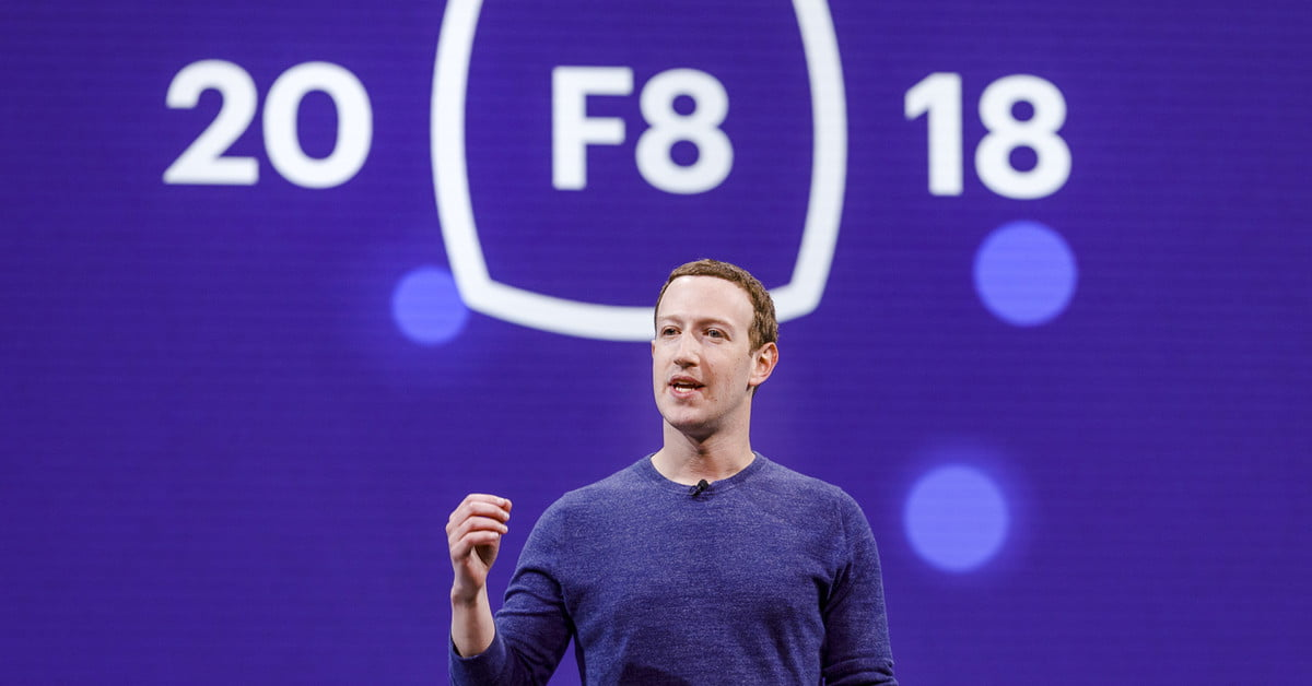 Facebook Cancels F8 Conference Amid Coronavirus Fears | Digital Trends