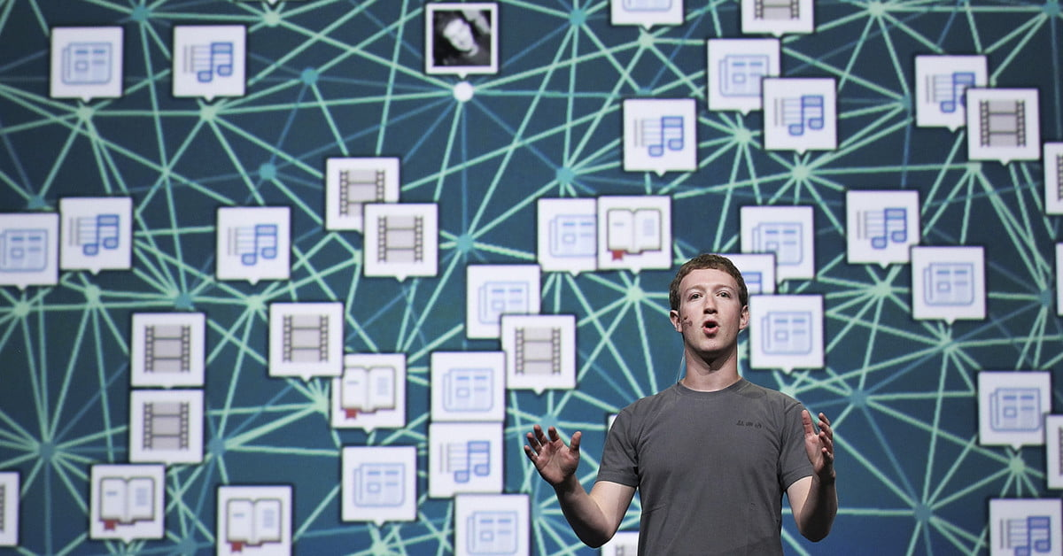 Facebook was always too busy selling ads to care about your personal data