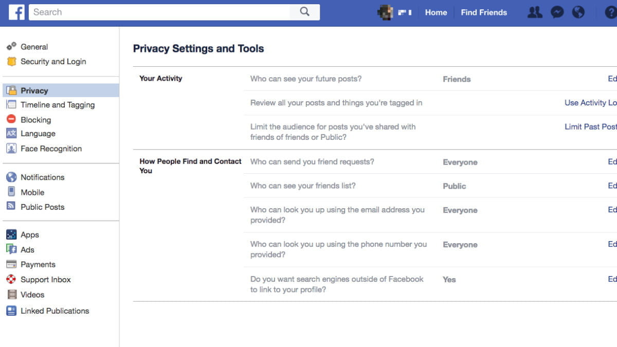 Five Tips to Maintain Your Privacy on Facebook | Digital Trends