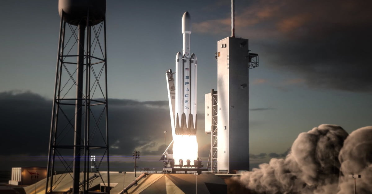 SpaceX Falcon Heavy rocket: Here's everything you need to know