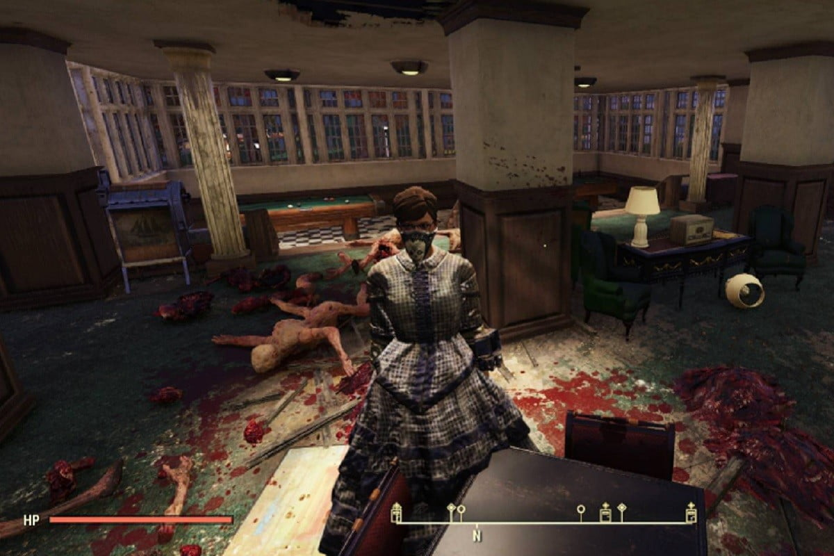 Fallout 76 Player Activates God Mode, Asks Bethesda to Turn