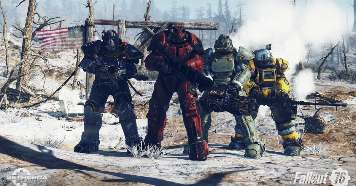 Fallout 76 Review | Digital Trends