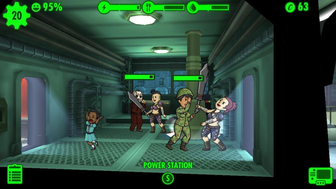 The Best 'Fallout Shelter' Tips and Tricks   Digital Trends