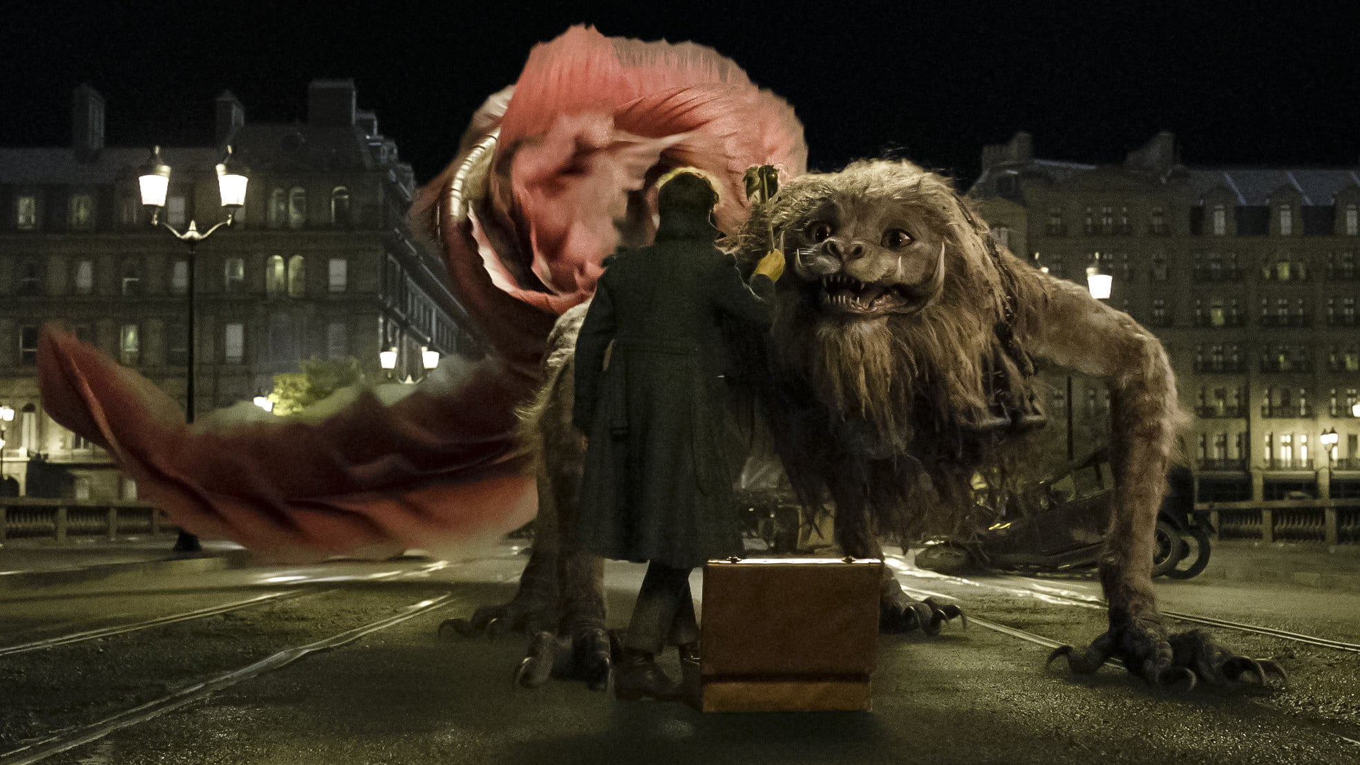 Fantastic Beasts: The Crimes of Grindelwald' Visual Effects ...