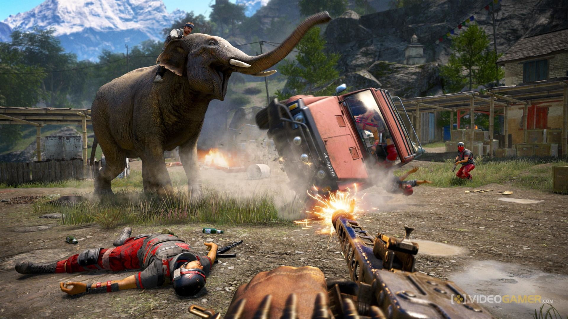 Far Cry 4 Getting Started Guide Digital Trends