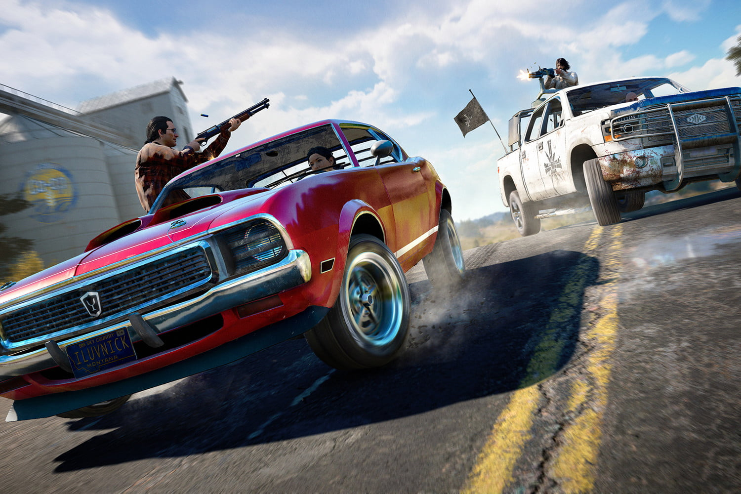 Pc Specs Reveal Far Cry 5 Will Support Multi Gpu Configurations