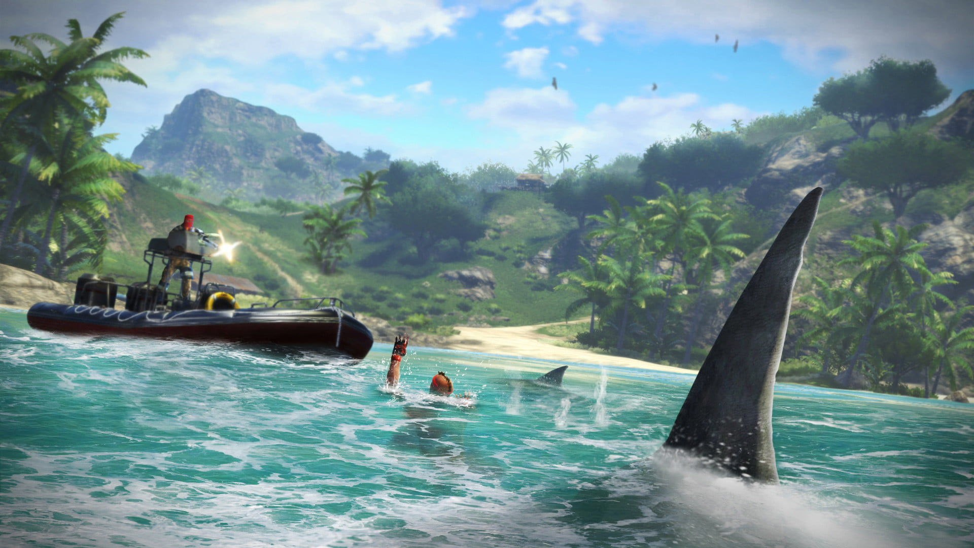 Ubisoft Announces Far Cry 3 Patch That Removes Hud Issues Entirely