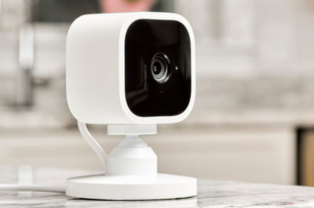 Best Buy Slashes Price of Blink Mini Indoor Security Camera — Now $25