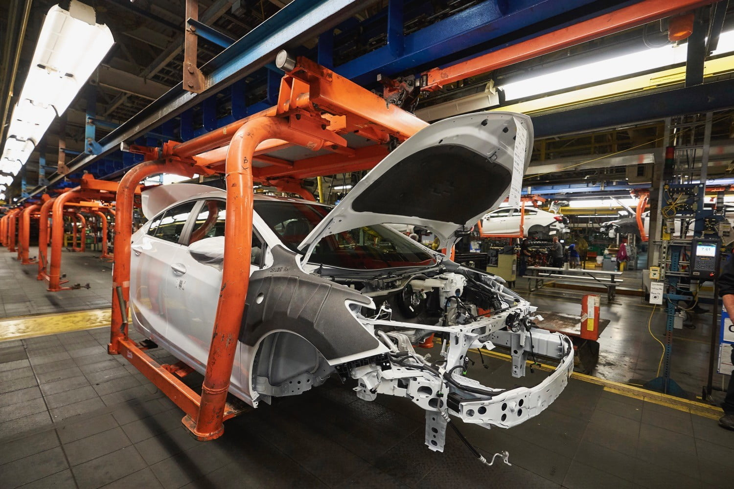 Startup Buys General Motors Ohio Factory To Build Electric