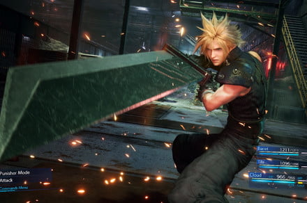 Final Fantasy VII Remake will be free on PS Plus, but subscribers can't upgrade it