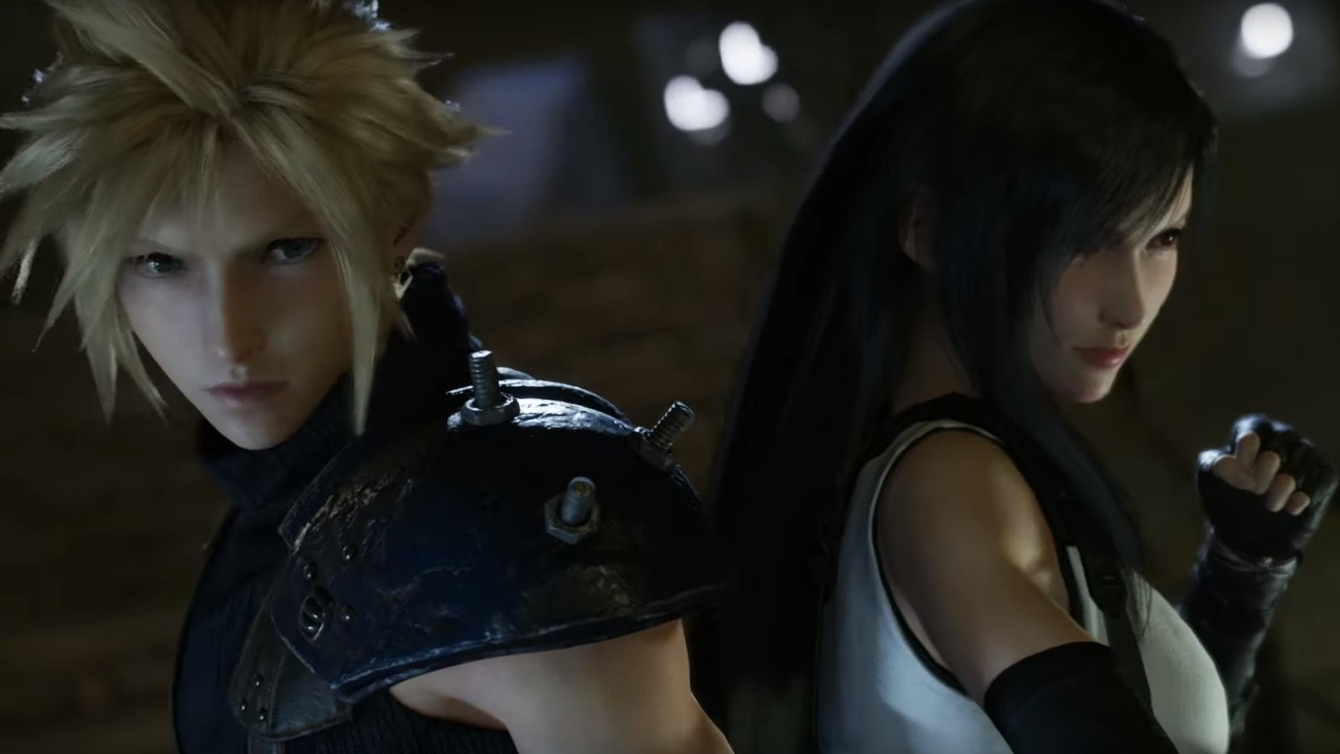 Final Fantasy 7 Remakes Combat System Explained During E3 Showcase