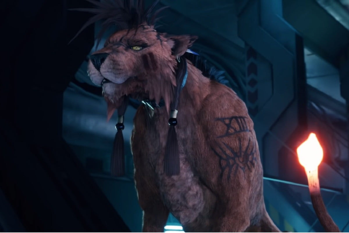 Red XIII Will Not Be Playable in Final Fantasy VII Remake ...
