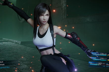 Final Fantasy VII Remake eliminates loading screens to 'fully immerse' players