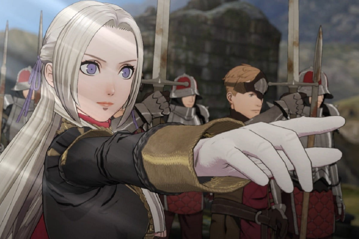 Fire Emblem Three Houses Will Offer More Than 200 Hours Of Gameplay