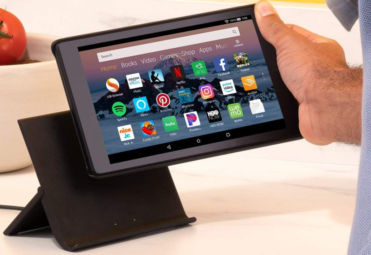 Amazon slashes the Fire HD 8 Tablet and Show Mode Dock bundle price in half