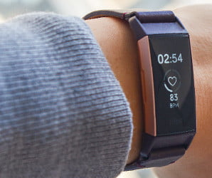 Keep active and get a refurbished Fitbit Charge 3 on Walmart for 25% less