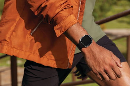Get a Fitbit Sense for $51 off at Amazon in time to stick it in a stocking thumbnail