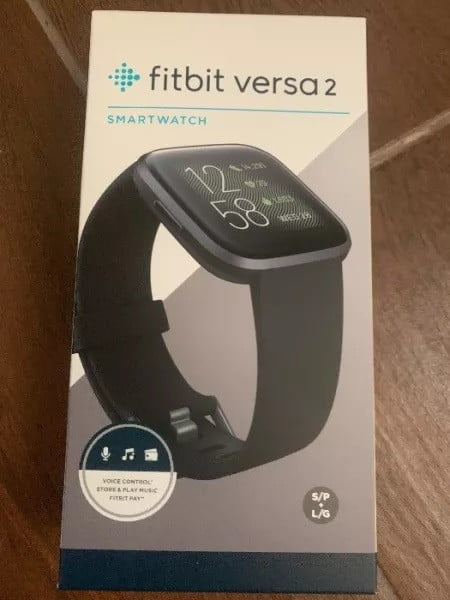 fitbit versa 2 september 15 release date leaked packaging 1