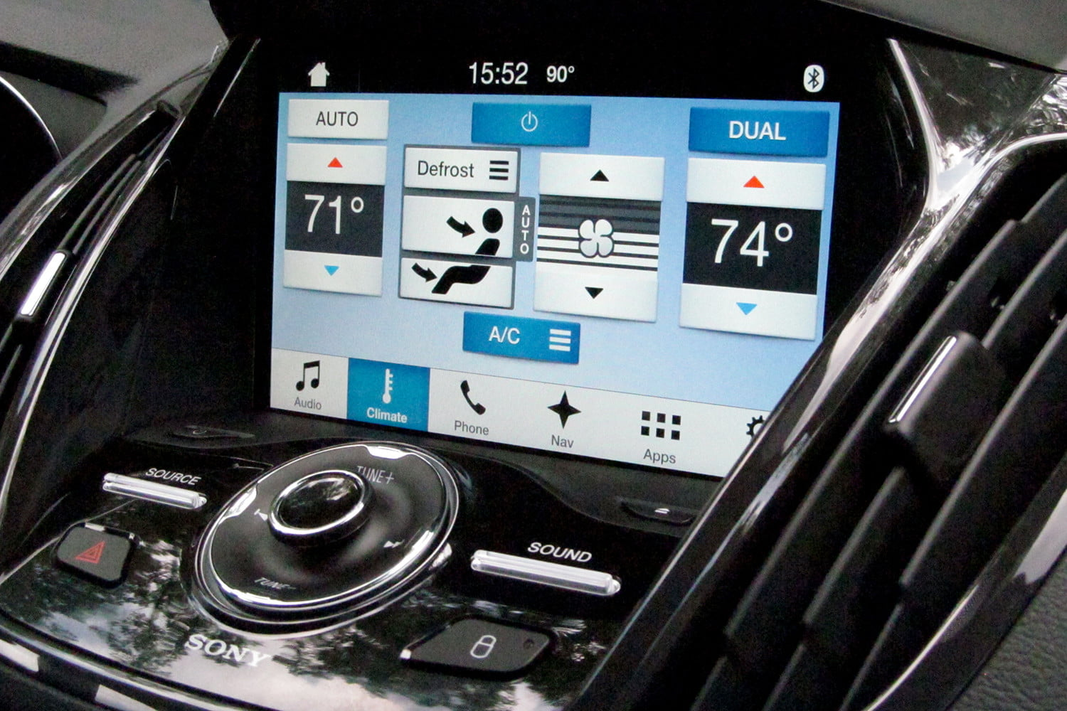 Ford Sync 3 Review | Digital Trends