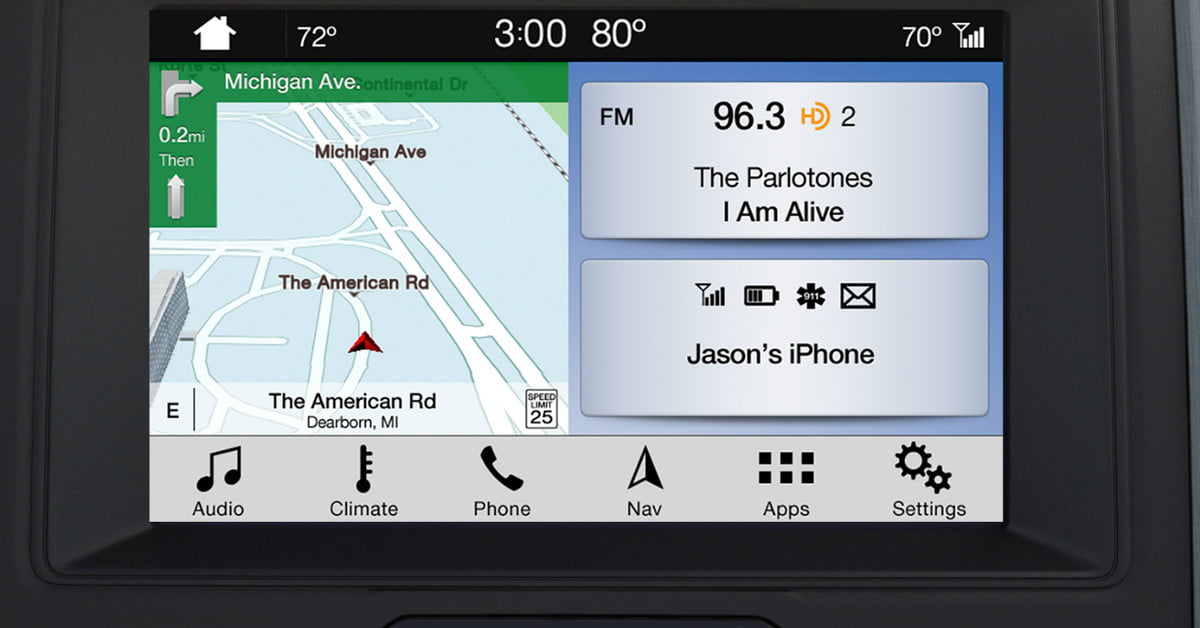 Waze For Ios Comes To Ford Sync Equipped Vehicles Digital Trends