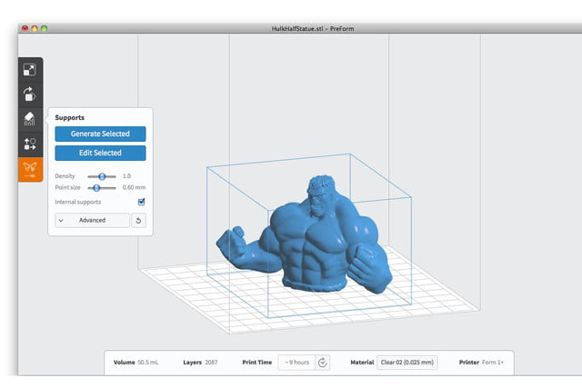 formlabs form 1 sla review software 3