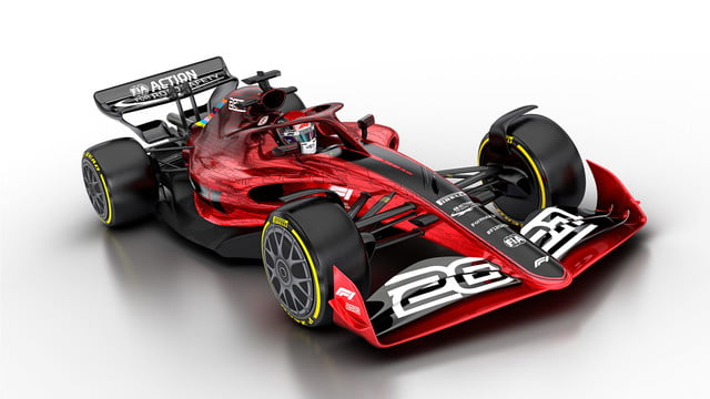 f1 is completely changing a lot of its rules formula 1 2021 design 3