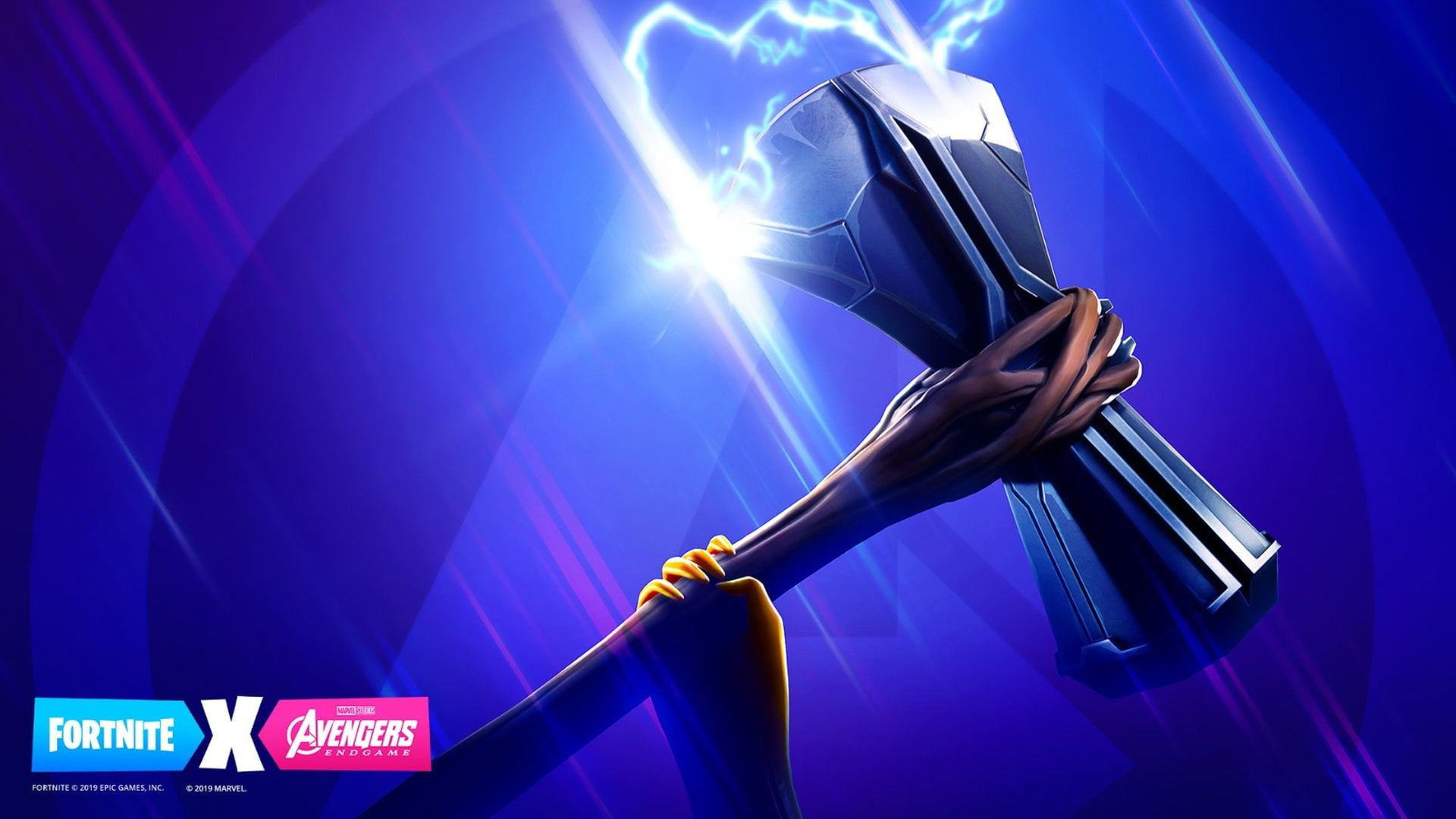 Fortnite Reveals Thor's Stormbreaker for Avengers: Endgame