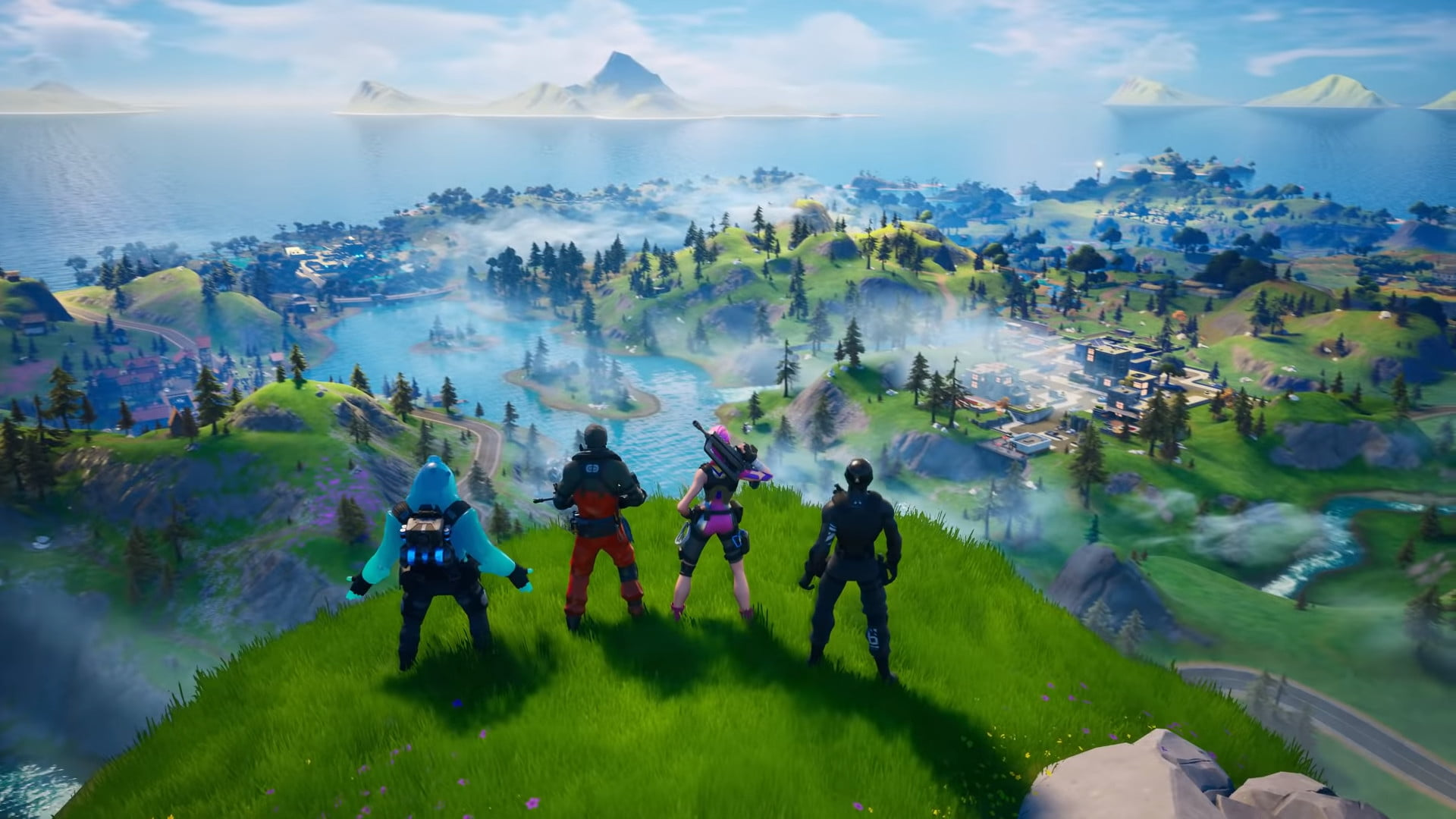Fortnite to receive a new game engine ahead of Season 2's start date