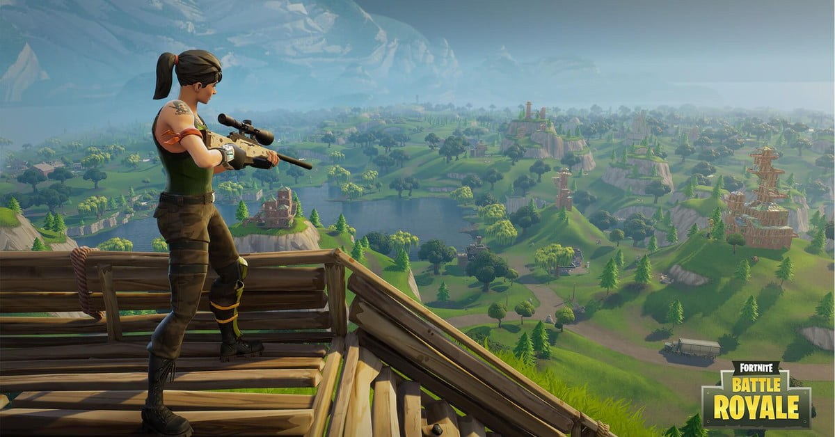 Fortnite' Heavy Sniper Rifle Confirmed: Stats, Release Date