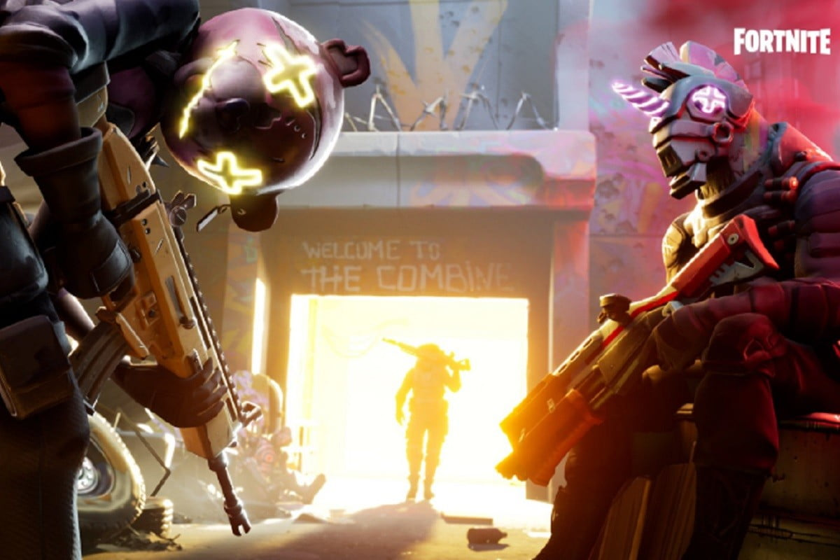 Fortnite might be getting a new map and a Chapter 2 according to this leak
