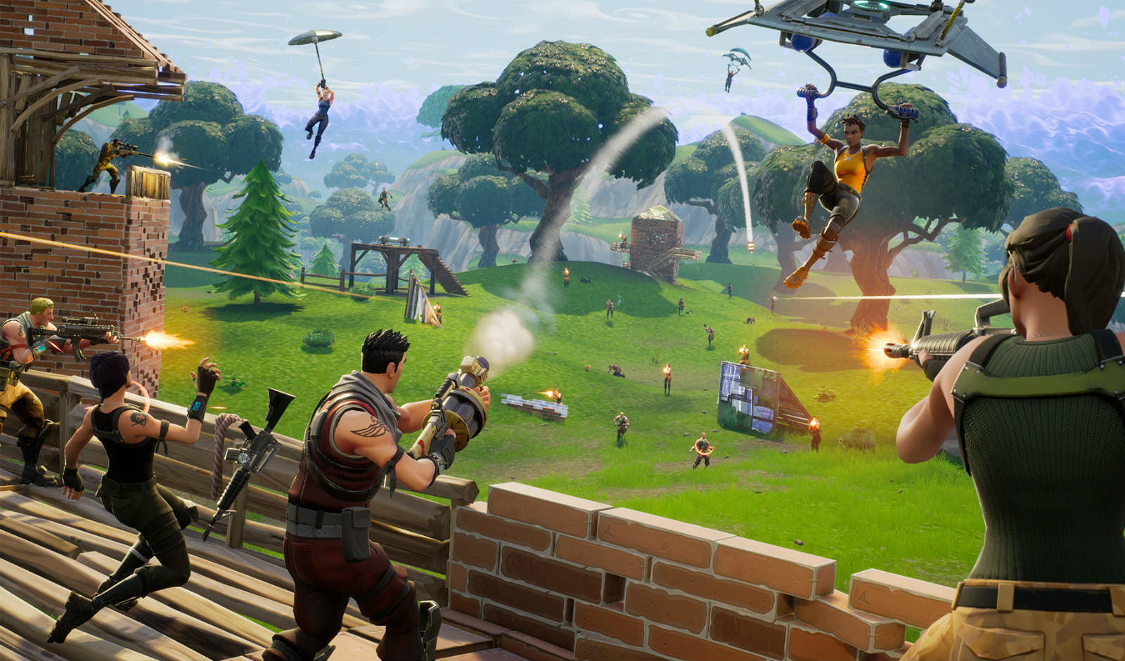 Fortnite Best Weapons For Securing A Victory In Battle