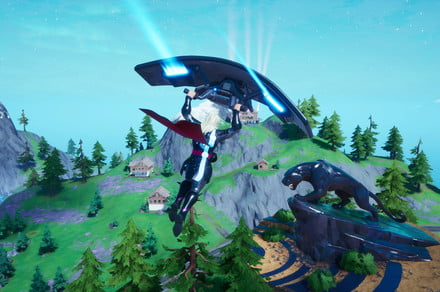 Fortnite season 4 week 3 challenge guide: Where to find Panther's Prowl thumbnail