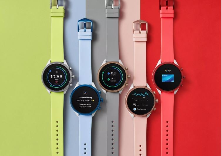 Amazon drops prices of Fossil and Samsung smartwatches for Cyber Monday