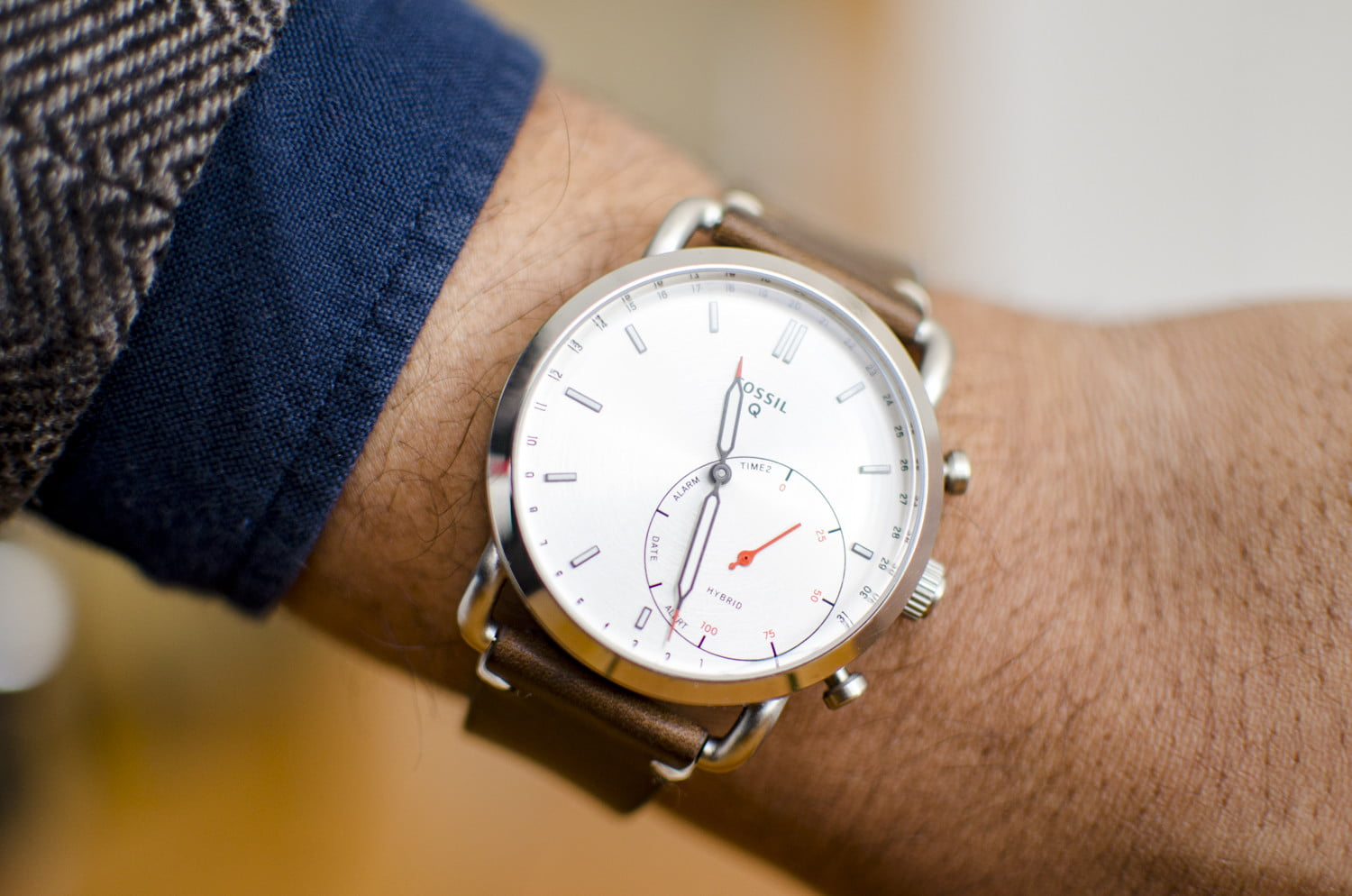 The Greatest Guide To Fossil Hybrid Smartwatch