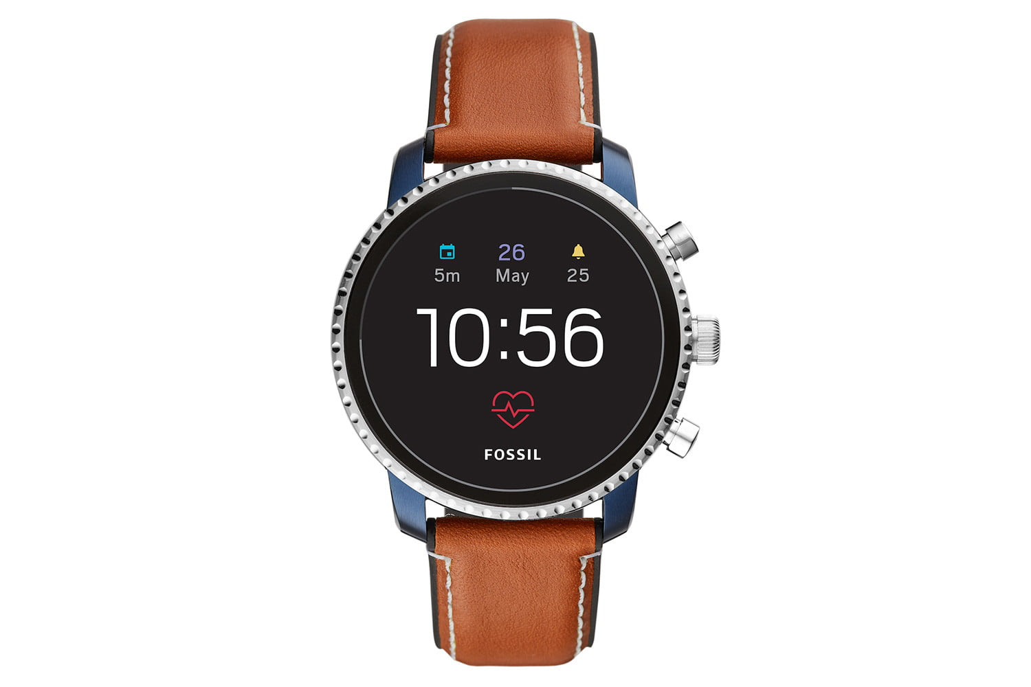 Amazon Drops Huge Deals on Fossil Smartwatches for Men and