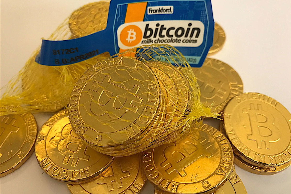 Chocolate bitcoins how to trade 60 second binary options successfully meaning