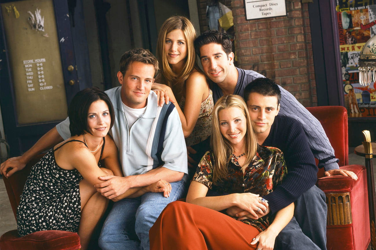 Netflix Paid $100M To Keep 'Friends,' But It Could Cost